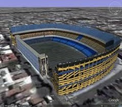 estadio de boca juniors la bombonera